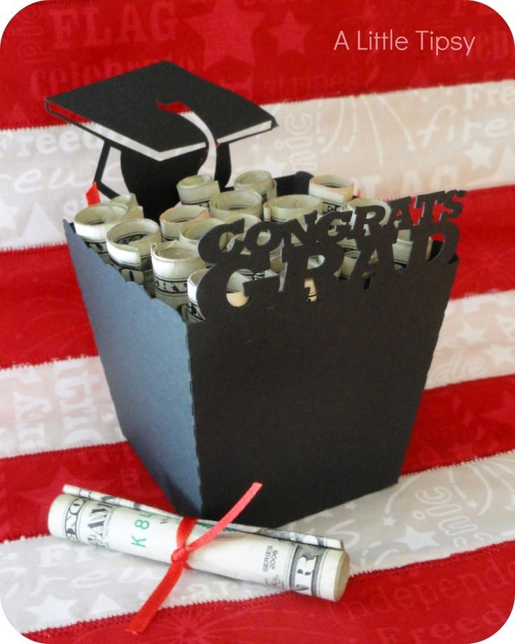 High School Graduation Gift Ideas For Her  13 Graduation ideas A Little Craft In Your DayA Little