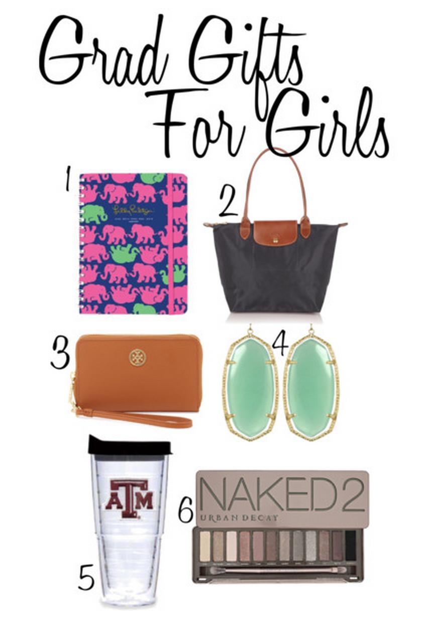 High School Graduation Gift Ideas For Her  Grad Gift Guide – Joyfully Abby