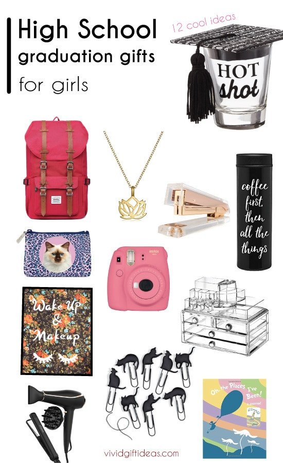 High School Graduation Gift Ideas For Her  12 Cool Graduation Gifts for The High School Girls Vivid