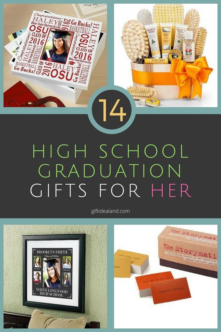 High School Graduation Gift Ideas For Her  1000 ideas about High School Graduation Gifts on