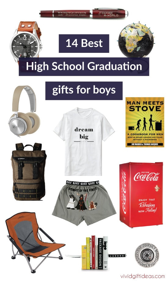 High School Graduation Gift Ideas For Her  14 High School Graduation Gift Ideas for Boys Vivid s