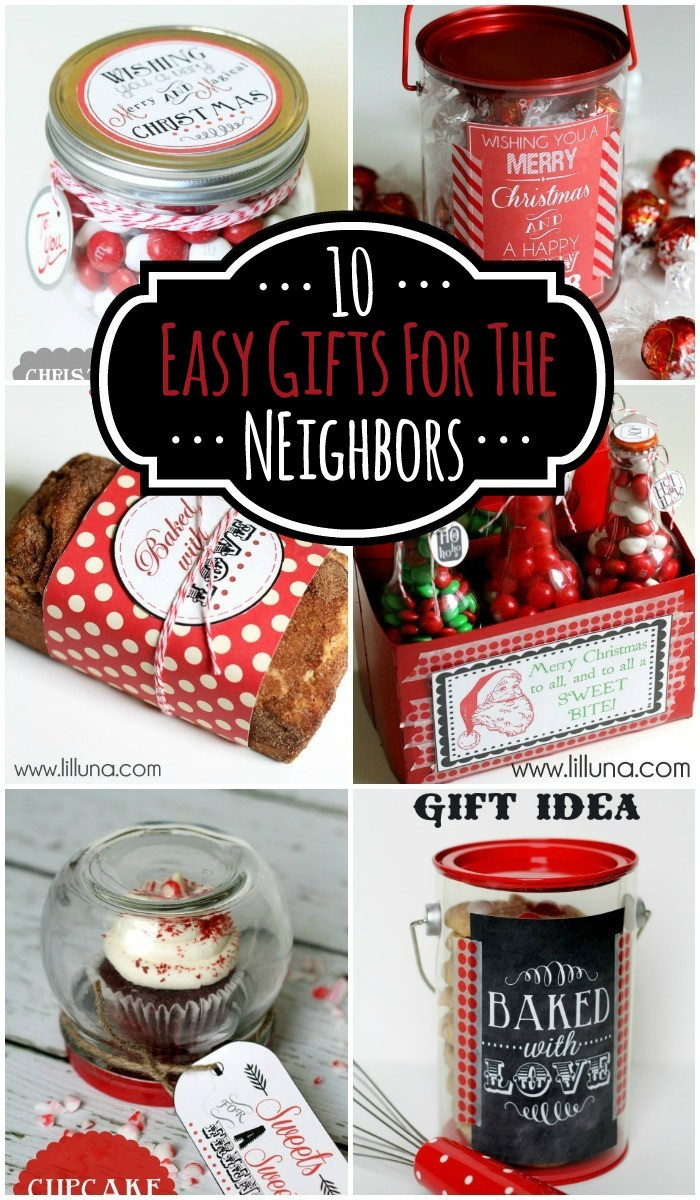 Holiday Gift Ideas For Friends  Easy Christmas Gift Ideas