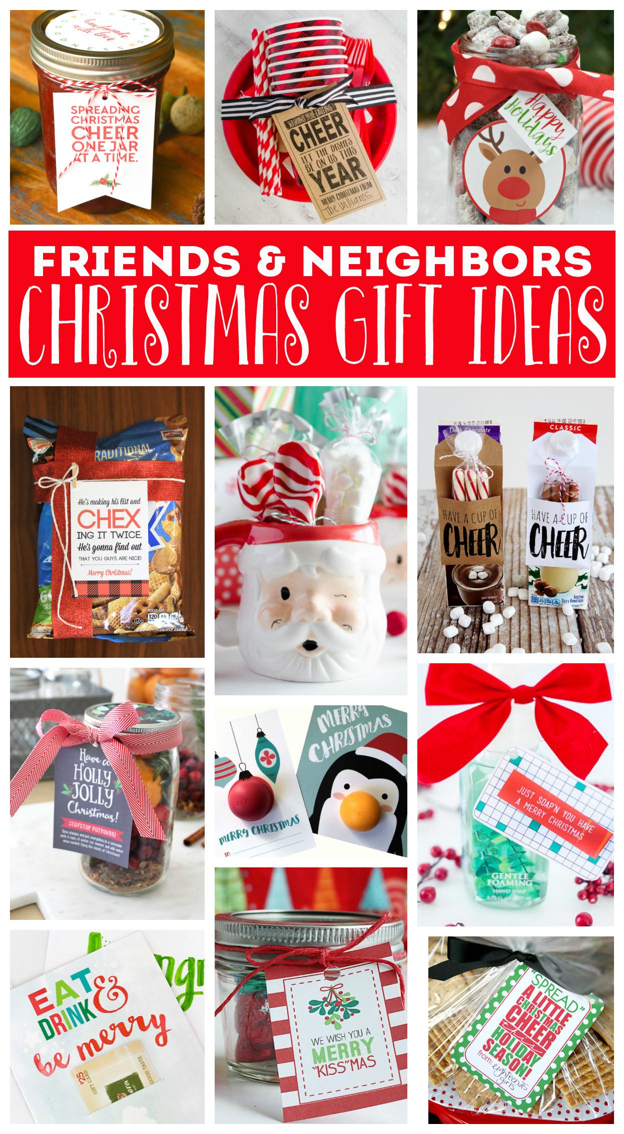 Holiday Gift Ideas For Friends  Reindeer Rice Krispies Treats Eighteen25