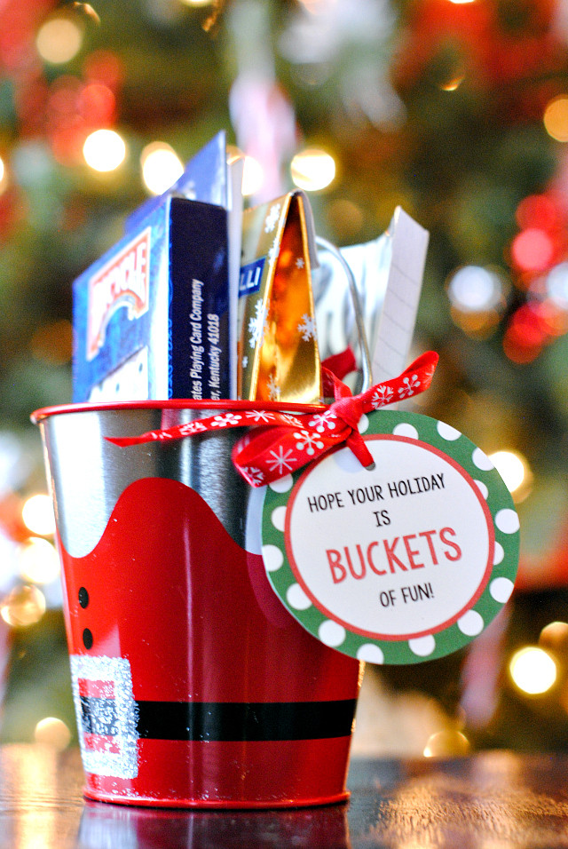 Holiday Gift Ideas For Friends  25 Fun Christmas Gifts for Friends and Neighbors – Fun Squared