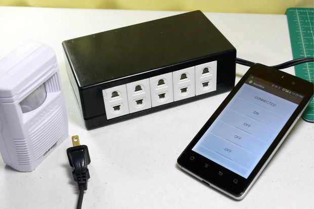Home Automation DIY  DIY Android Home Automation Box