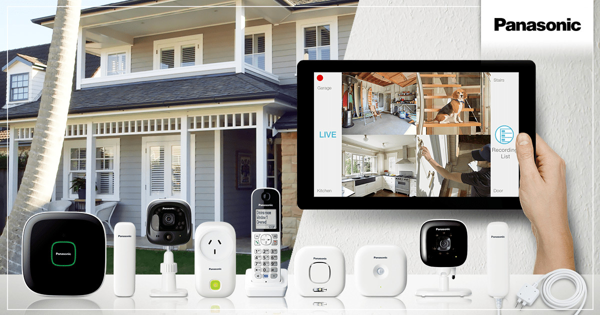 Home Automation DIY  Learn more about Panasonic's DIY home security and
