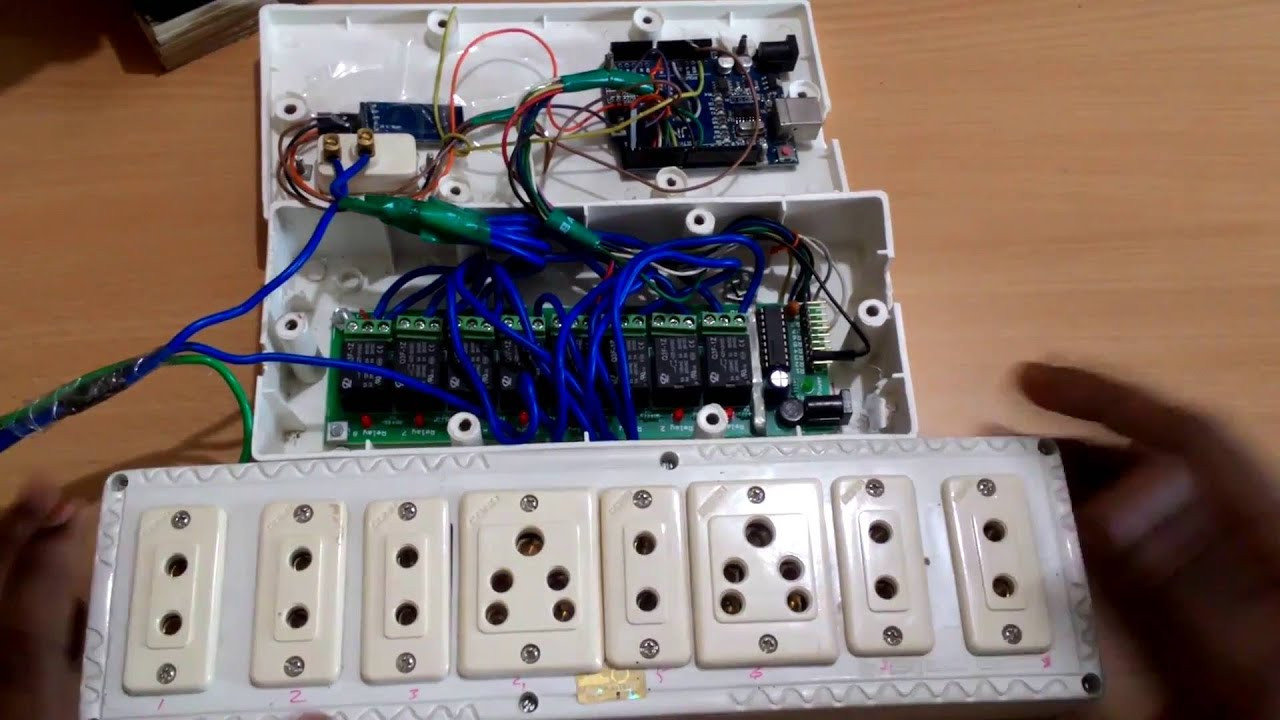 Home Automation DIY  DIY Android Bluetooth Home Automation Using Arduino