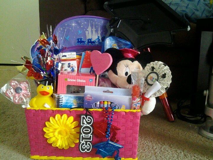Homemade Graduation Gift Basket Ideas  graduation t baskets