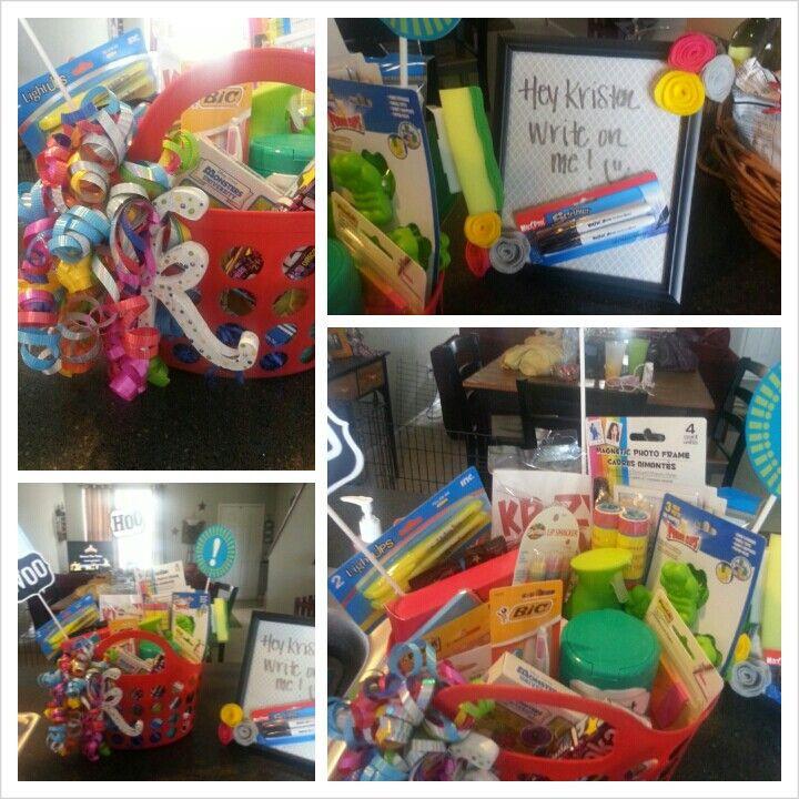 Homemade Graduation Gift Basket Ideas  132 best Graduation baskets images on Pinterest