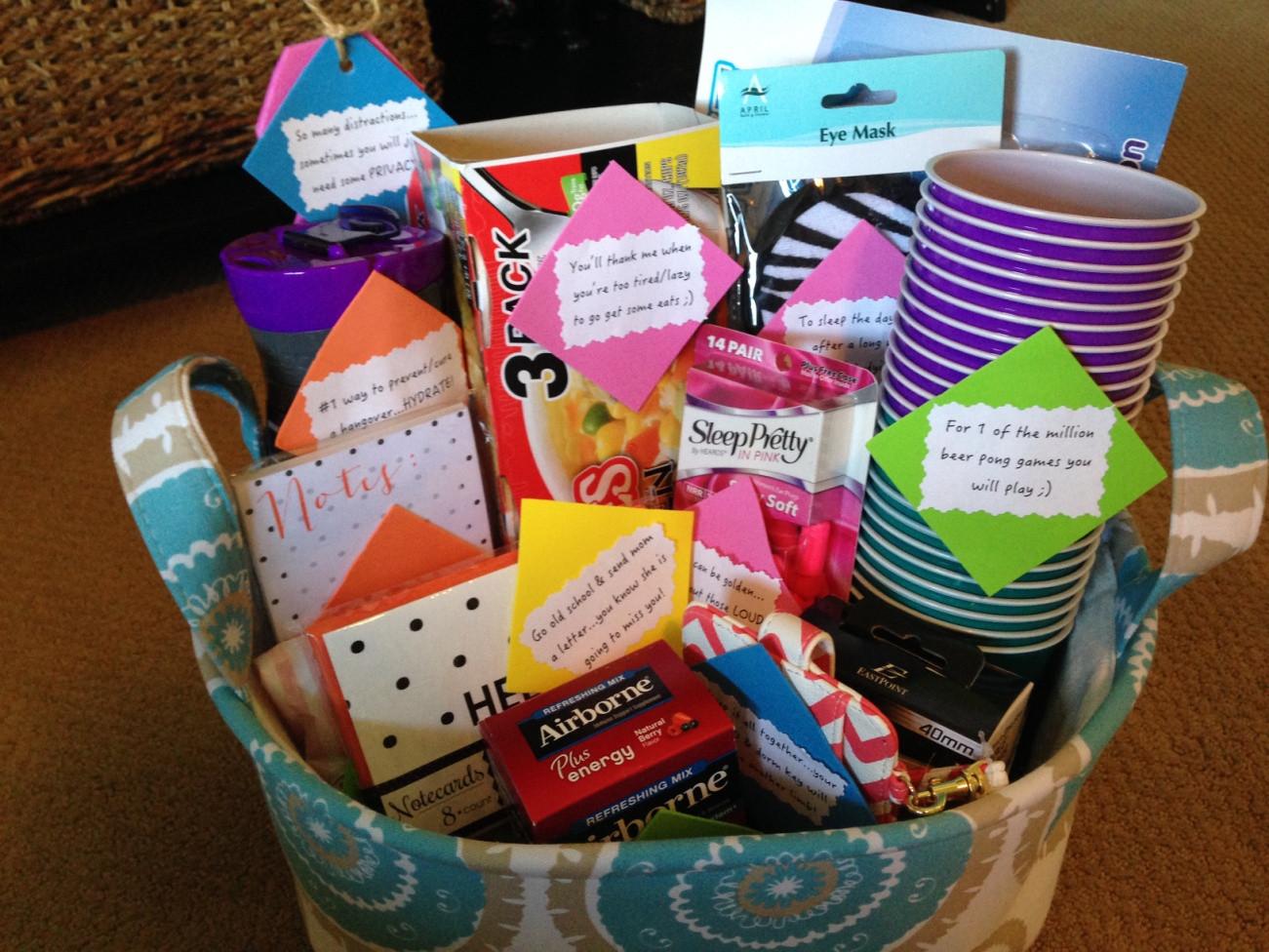 Homemade Graduation Gift Basket Ideas  DIY Graduation Gift Basket Charm City Concierge