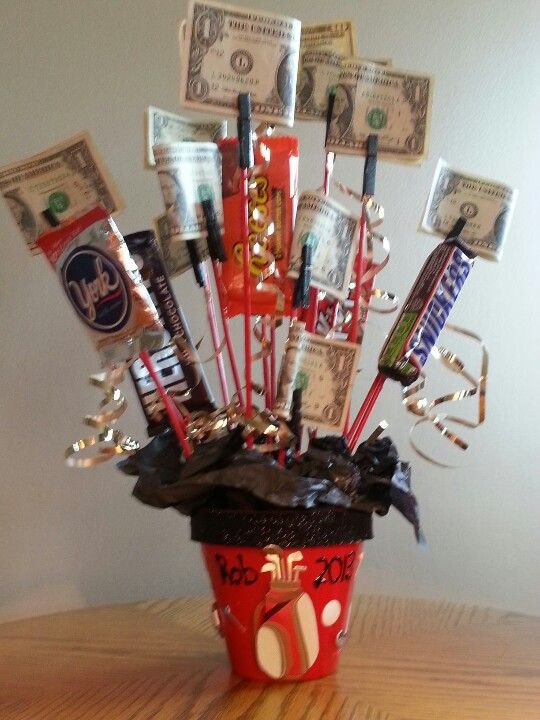Homemade Graduation Gift Basket Ideas  Graduation t Johnson Homemade