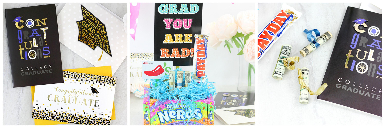 Homemade Graduation Gift Basket Ideas  DIY Graduation Gift Basket Family Dollar