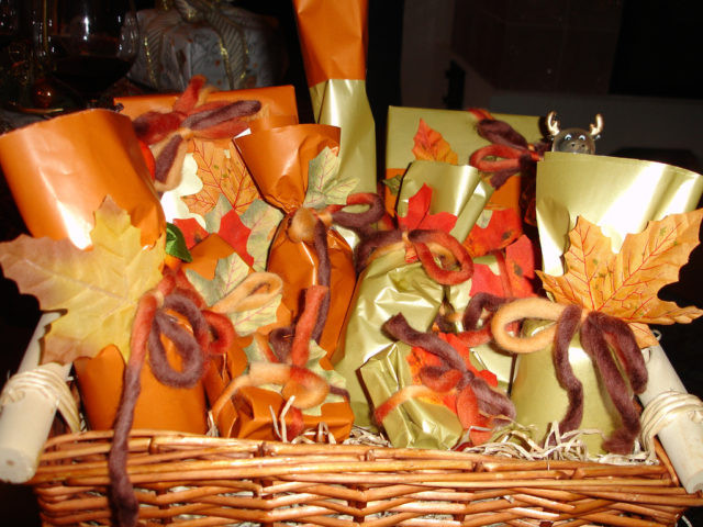 Homemade Thanksgiving Gift Basket Ideas  Food Gift Baskets That Are Easy To Make