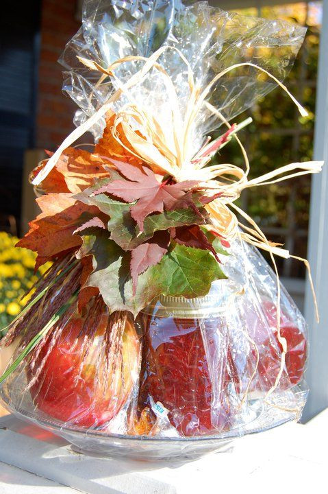 Homemade Thanksgiving Gift Basket Ideas  94 best images about Gift Basket Ideas on Pinterest