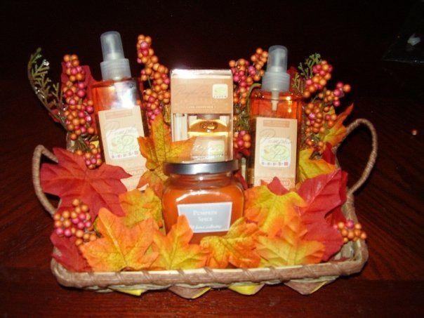 Homemade Thanksgiving Gift Basket Ideas  Best 25 Fall t baskets ideas on Pinterest