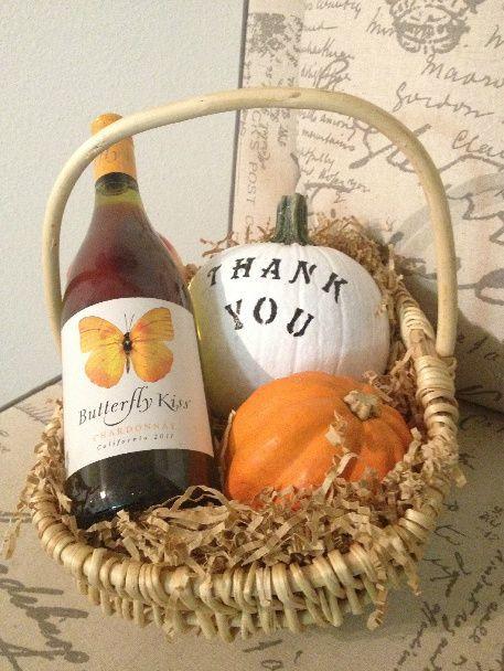 Homemade Thanksgiving Gift Basket Ideas  DIY Thanksgiving Gift Basket FabFitFun minus the wine