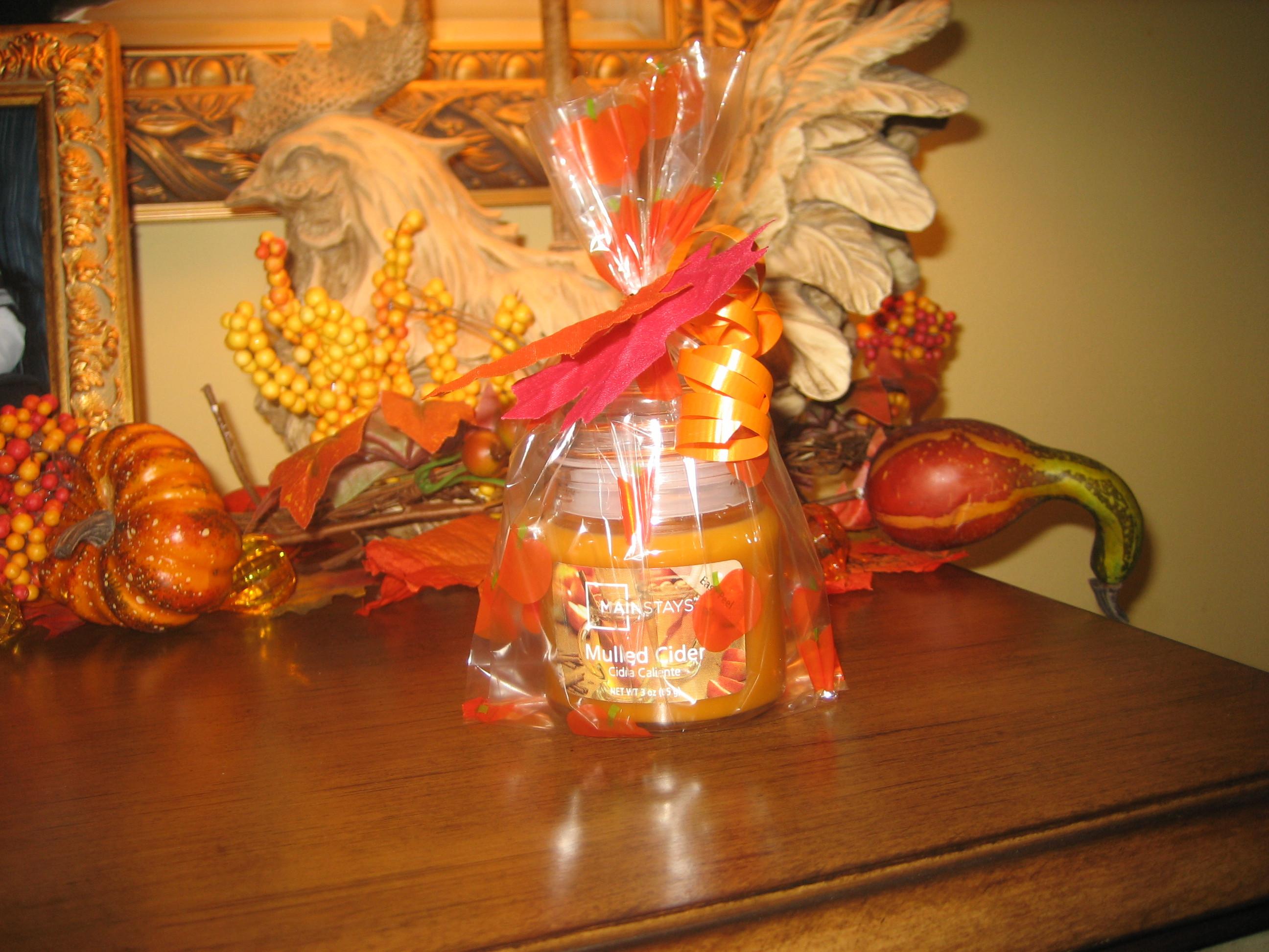 Host Gift Ideas For Couples  Fall Hostess Gift Ideas Happy Home Fairy