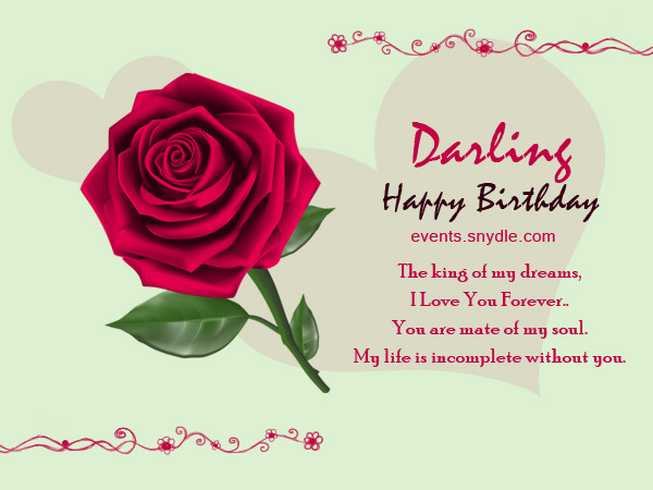 Husband Birthday Card Messages  Birthday wishes for husband Greetings and Messages