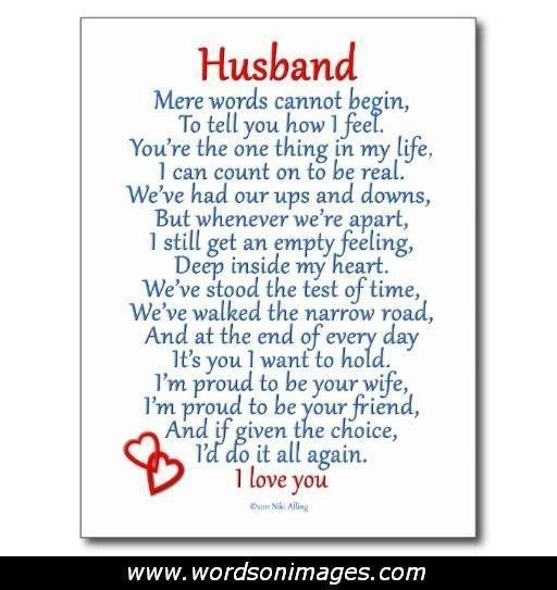 Husband Birthday Card Messages  Husband Love Postcard