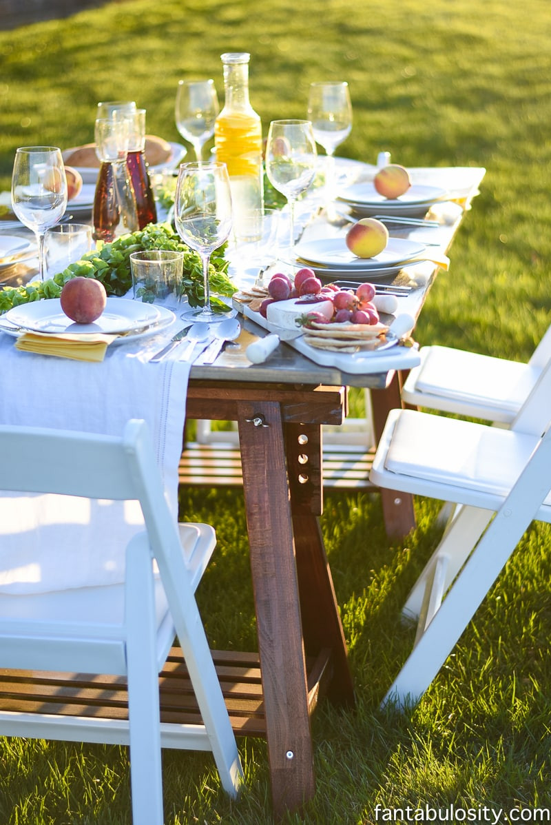 Ideas For Backyard Party  Pop Up Dinner Backyard Party Ideas Simple & Classy