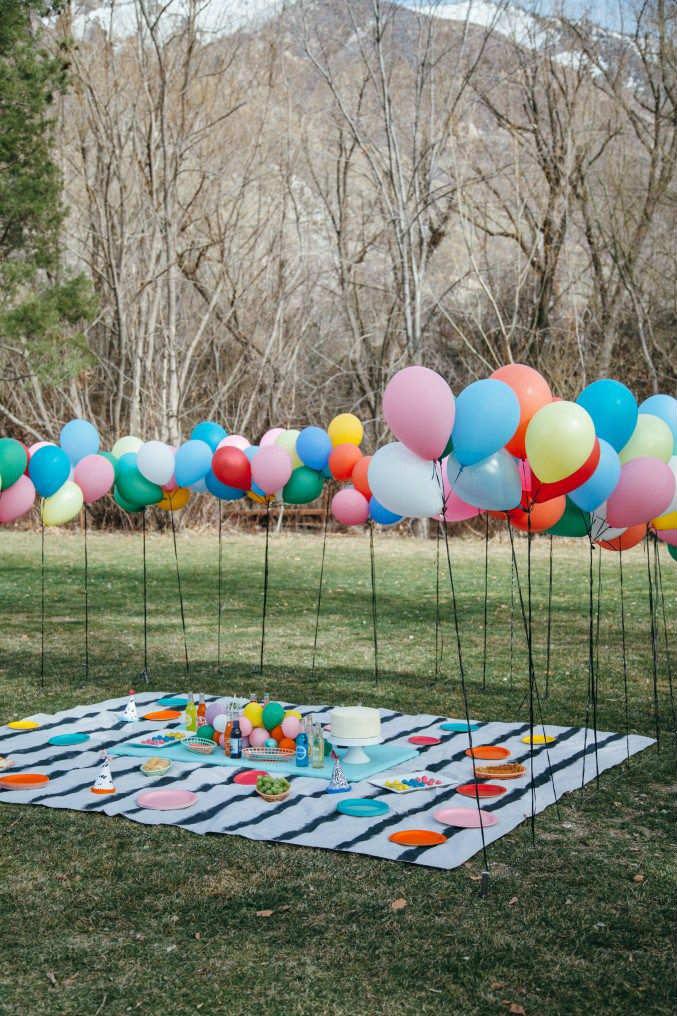 Ideas For Backyard Party  10 Kids Backyard Party Ideas Tinyme Blog