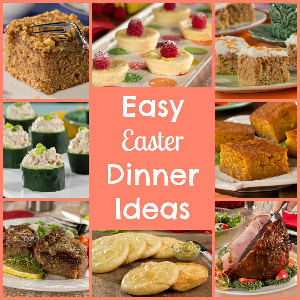 Ideas For Easter Dinner Party  Easter Dinner Ideas 30 Healthy Easter Recipes