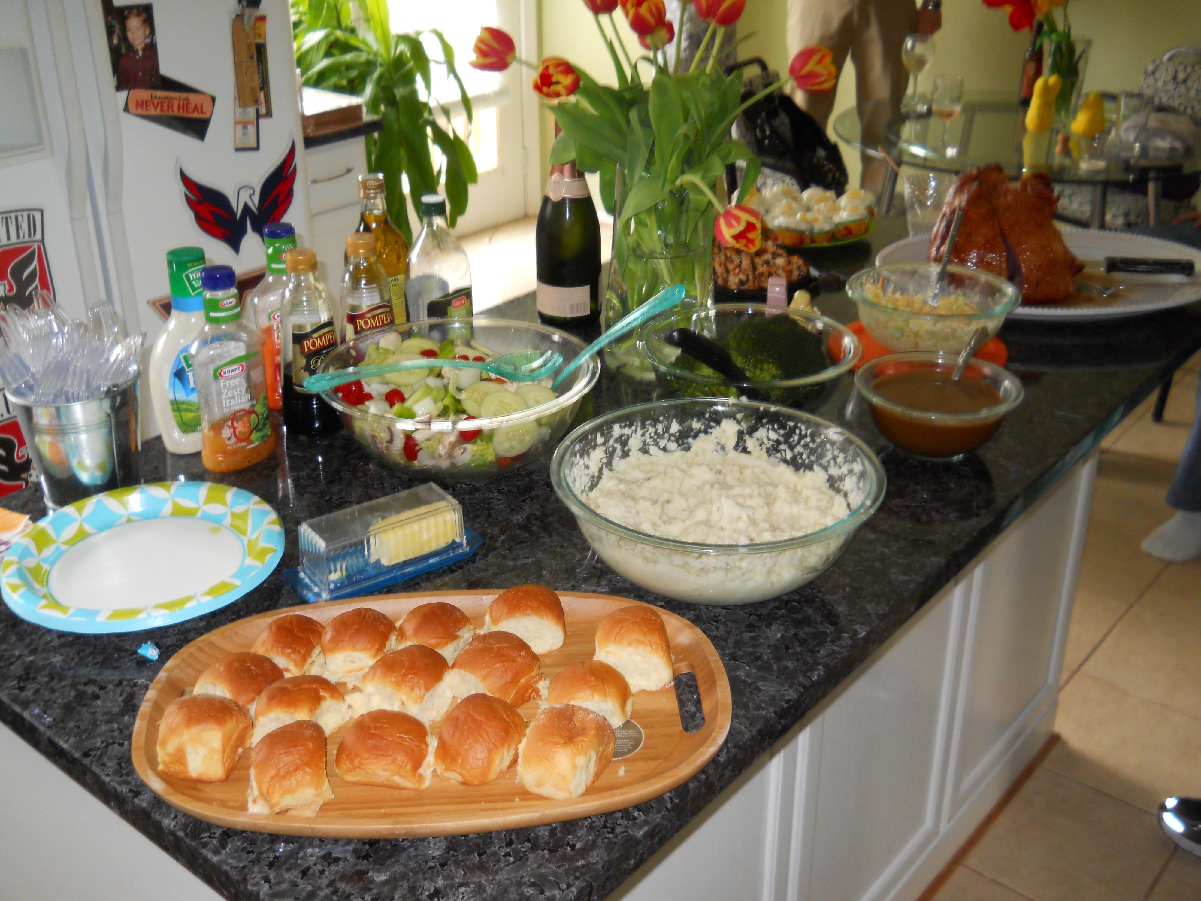 Ideas For Easter Dinner Party  Easter Dinner