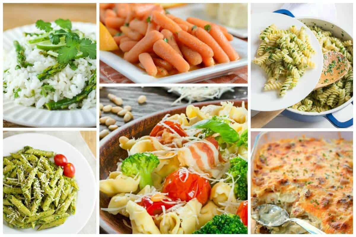 Ideas For Easter Dinner Party  Perfect Side Dishes For Easter Dinner and our Delicious