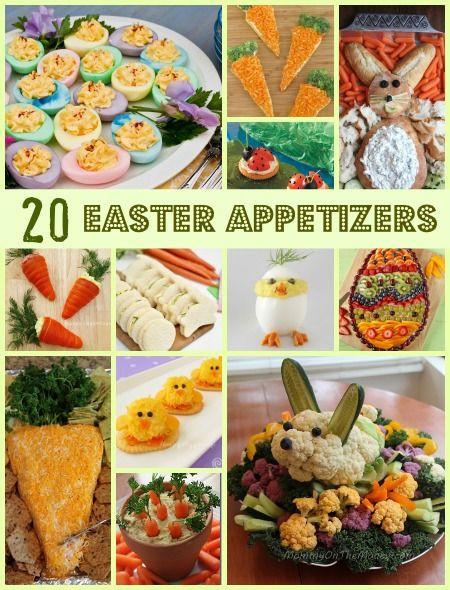Ideas For Easter Dinner Party  Pinterest • The world's catalog of ideas