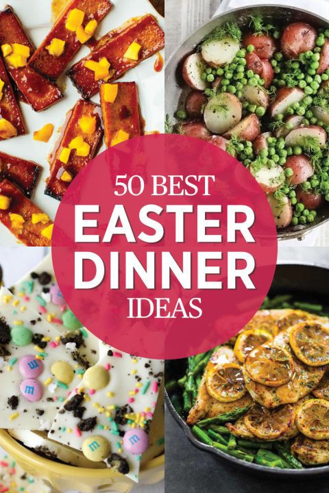Ideas For Easter Dinner Party  17 Best images about Easter on Pinterest