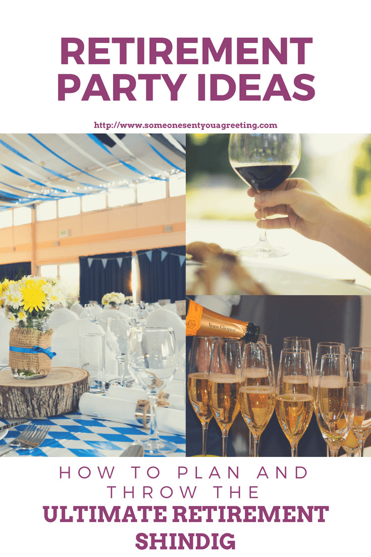 Ideas For Retirement Party  Retirement Party Ideas How to Plan and Throw the Ultimate