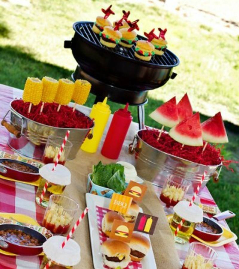 Ideas For Summer Party  The 13 Best Summer Party Ideas