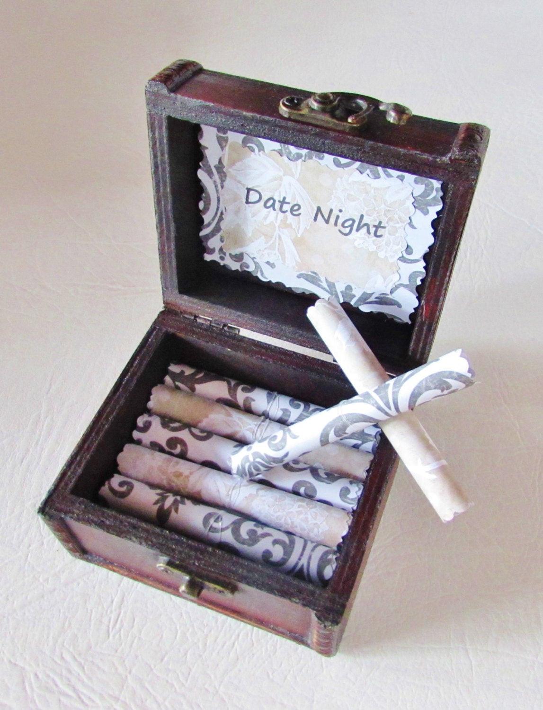 Ideas Gift For Girlfriend  Girlfriend Birthday Gift Wife Birthday Gift Date Night