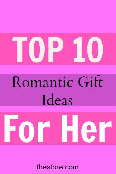 Ideas Gift For Girlfriend  25 best ideas about Romantic birthday on Pinterest