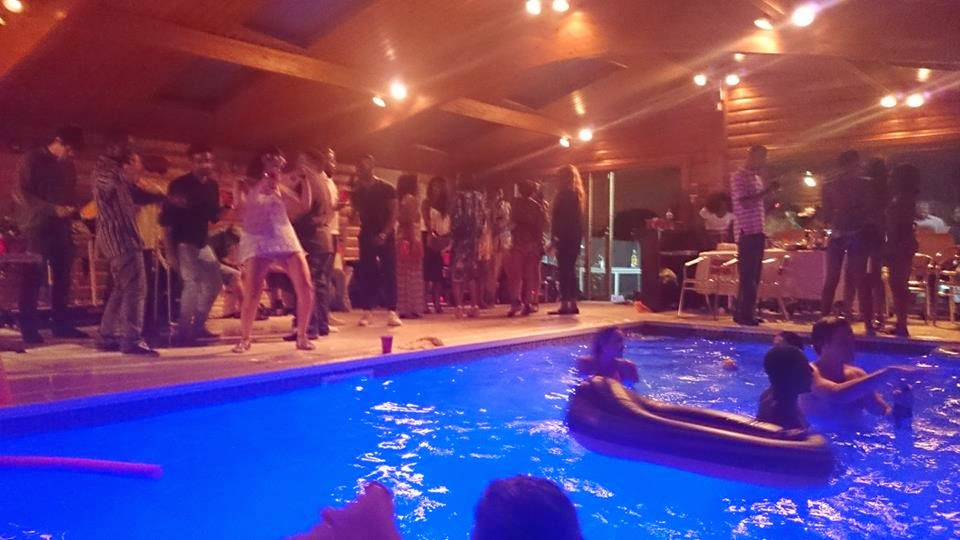 Indoor Pool Party Ideas  Summer Pool Party LUX LIFE LONDON