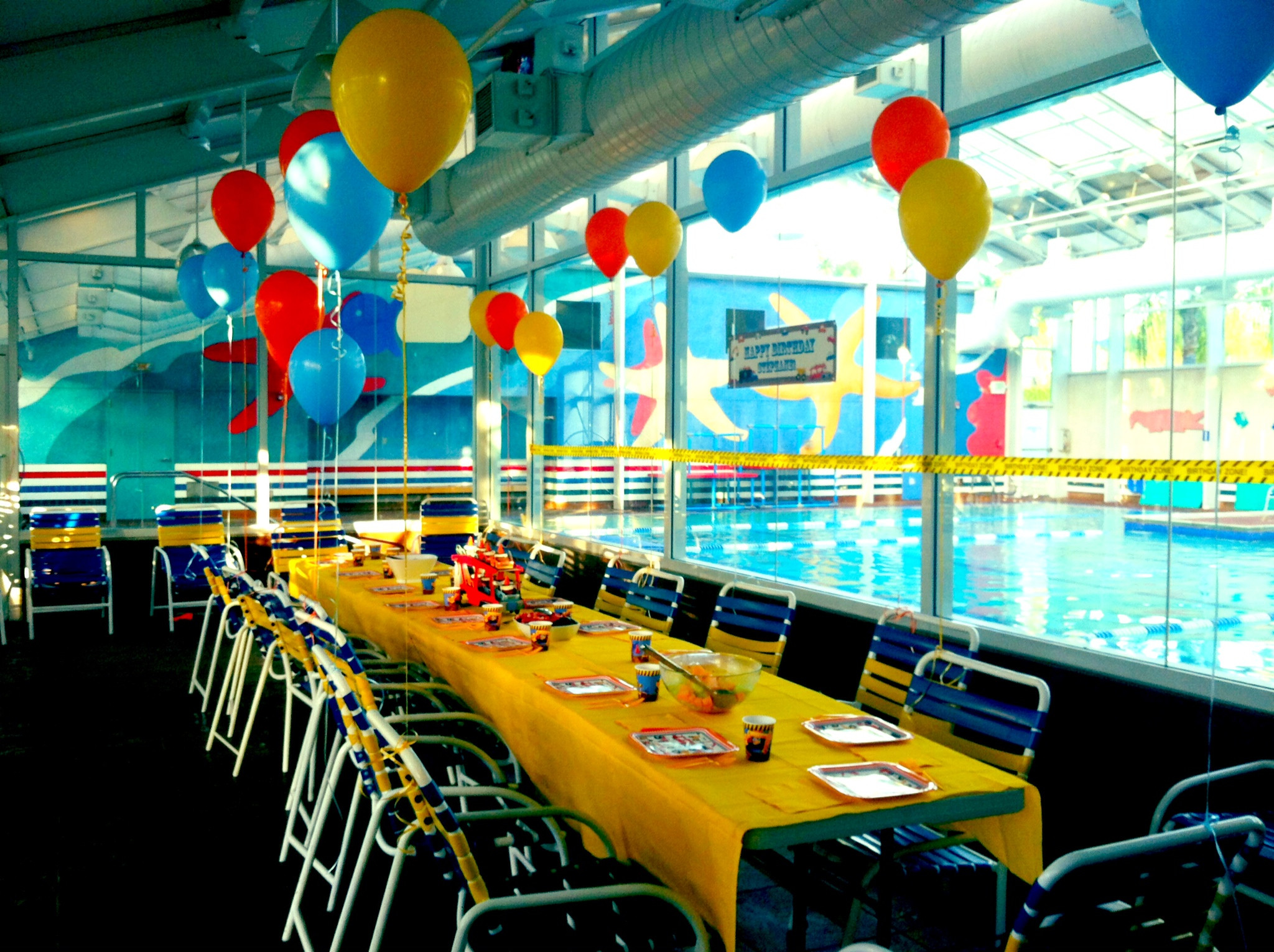 Indoor Pool Party Ideas  AVAC Swim School