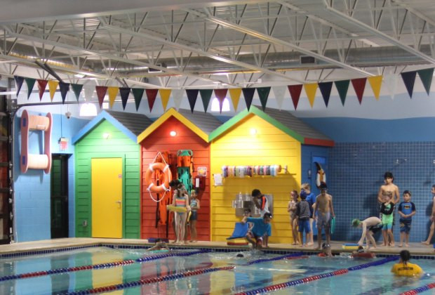 Indoor Pool Party Ideas  Indoor Pool Parties for Houston Kids