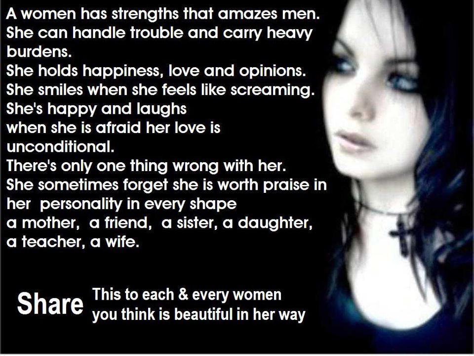 Inspirational Quotes For Women  life inspiration quotes April 2012