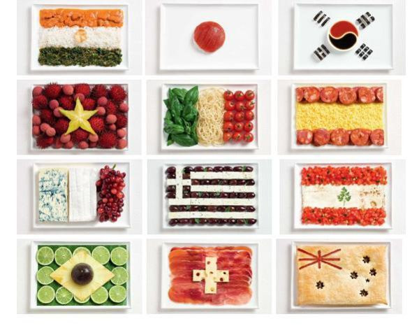 International Dinner Party Ideas  FIFA World Cup Party Ideas DIY Projects Craft Ideas & How