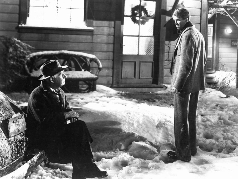 It'S A Wonderful Life Quotes  Curious tears It s a Wonderful Life reviewed by Jenny