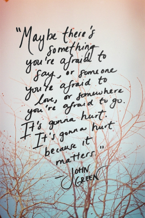 John Green Love Quotes  Friendship Quotes By John Green QuotesGram