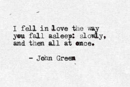John Green Love Quotes  10 Sweet ☺️ John Green Quotes 🗯 All about Love