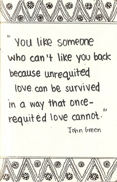 John Green Love Quotes  John Green Quotes About Love QuotesGram