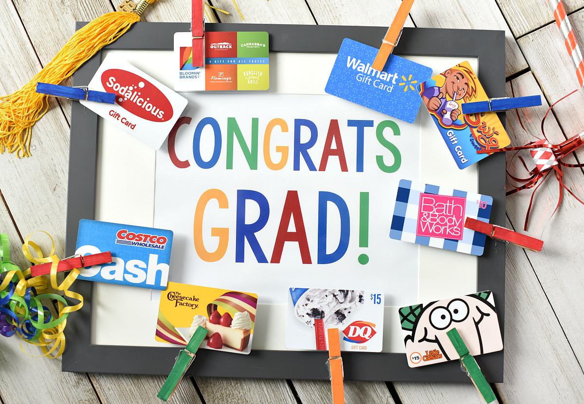 Jr High Graduation Gift Ideas  25 Fun & Unique Graduation Gifts – Fun Squared
