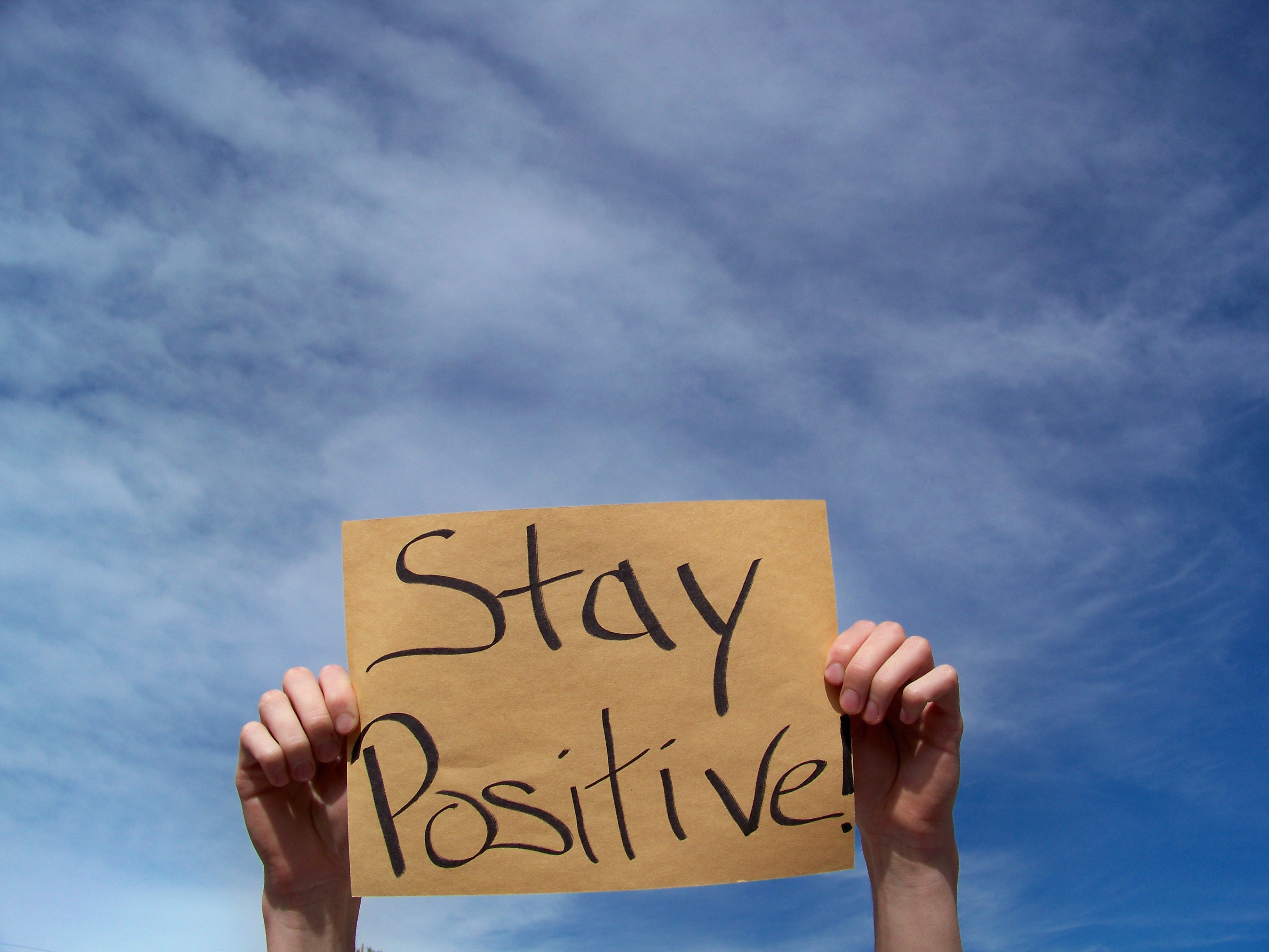 Keeping Positive Quote  5 Ways to Stay Positive Simplicity Parenting