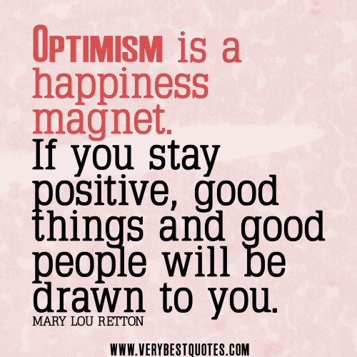 Keeping Positive Quote  Stay Positive – ficialNnamdi BLOG