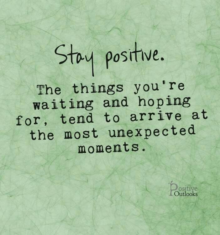 Keeping Positive Quote  Best 25 Stay positive quotes ideas on Pinterest