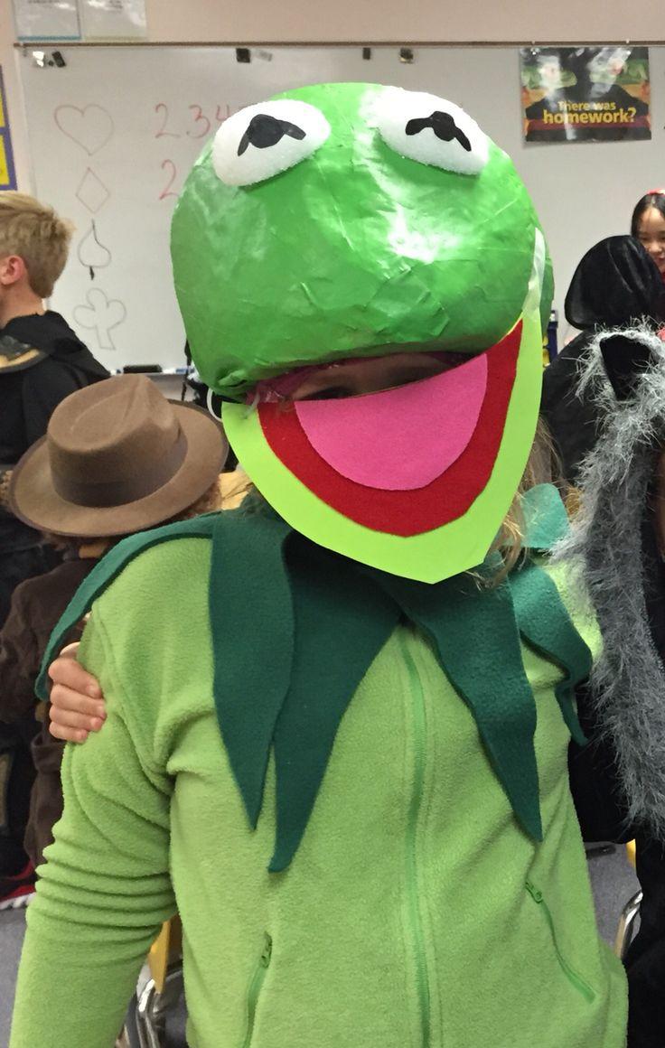Kermit The Frog Costume DIY  Best 20 Kermit the frog costume ideas on Pinterest