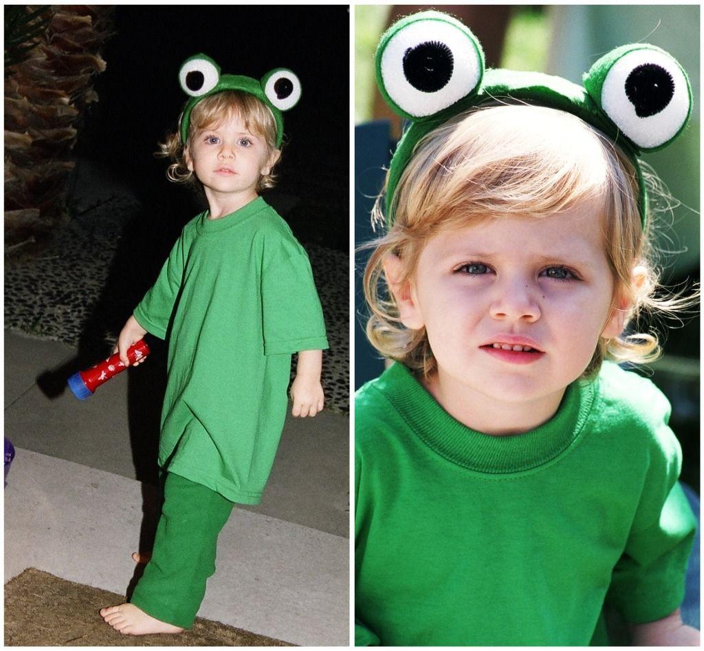 Kermit The Frog Costume DIY  Disney Halloween Costumes Kermit The Frog