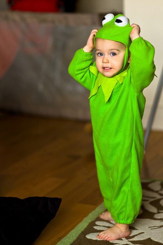 Kermit The Frog Costume DIY  Kermit the Frog Costumes